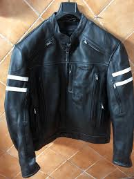triumph motorcycles leather jacket xl