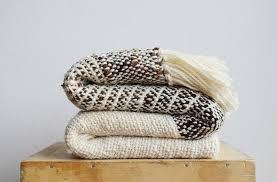 Macrame Throw Blanket
