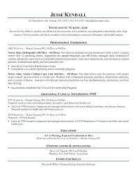 Assistant Nurse Manager Resume Sample Topshoppingnetwork Com