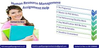 human resource management assignment help by uk lecturers human resource management