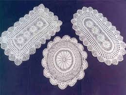 Oval Crochet Doily Patterns Free Interesting Crochet Doilies Oval