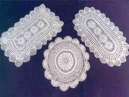 Oval Crochet Doily Patterns Free Interesting Crochet Doilies Oval