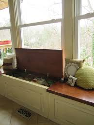 Kitchen Bay Window Seating Bay Window Storage Bench 59 Nice Furniture On Build Bay Window