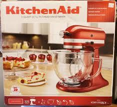 Designer Kitchen Aid Mixers Kitchenaid Artisan Design Series Stand Mixer Box Opening Youtube