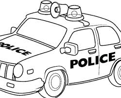 Police Officer Coloring Pages Printable Police Color Pages Coloring