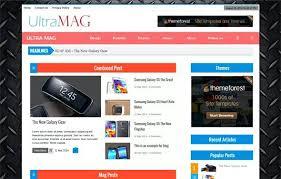 blogger seo friendly templates desktop demo responsive blogger template magazine seo friendly