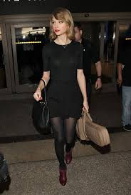 Taylor Swift New Hair Style swift new hair style lax airport february 2014 8035 by stevesalt.us