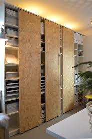 how to make sliding closet doors for pax