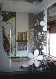 designer temple glass door at best