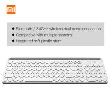 Original <b>Miiiw MWBK01</b> 104 Key <b>Wireless</b> / Bluetooth <b>2.4GHz</b> Dual ...