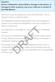 7000mhb mobile help button (mhb) for a personal emergency system sunlighten sauna assembly video at Sunlight Dry Sauna Wiring Diagram