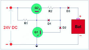 electronic circuits transformerless power supply led drivers its cutoff voltage is limited to vd2 0 7 where vd2 is voltage of zener diode d2