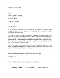 Write A Complaint Letter Cover Letter Samples Cover Letter Samples