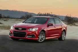 Why The New Chevrolet SS Is Really a 4-Door Camaro - Maxim