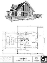 >fishing cabin floor plan striking log with loft and covered porch  fishing cabin floor plan striking log with loft and covered porch modern plans