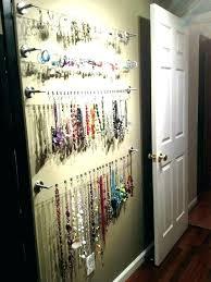 wall mounted jewelry hangers wall mounted jewelry holder wall jewelry organizer jewelry storage wall mount jewelry