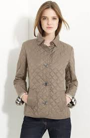 Cinched Waist Quilted Jacket | Burberry | If I ever get hitched ... & Burberry Brit 'Copford' Quilted Jacket | Nordstrom Adamdwight.com