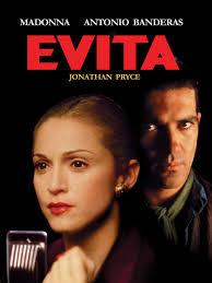 """Evita"""". I was browsing the channels on TV some… 
