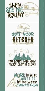 It was for love and bloody peace. Love This Camping Svg Bundle They See Me Rollin Quit Your Hitchin My Hotel Has Way More Than 5 Stars Work Camping Crafts Camping Lights Camping Signs