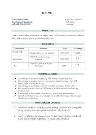 Example Of Resume Headline 19 Free Good Resume Headline Examples For Fresher
