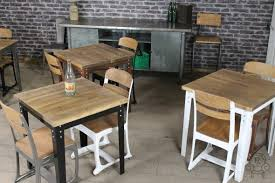 industrial restaurant furniture. Lovable Cafe Style Tables And Chairs With Industrial Restaurant Furniture