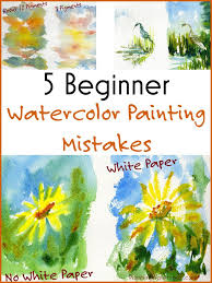 diy face masks 5 beginner watercolor painting mistakes lesson you painting by jennifer branch diypick com your daily source of diy ideas