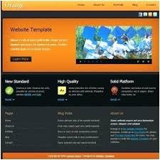 Free Templates Dreamweaver Mobile Template Dreamweaver