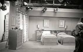 I Love Lucy Bedroom Furniture On Set