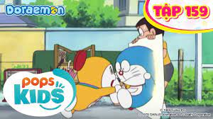 Doraemon Tập 159 - Tờ Giấy Di Chuyển Đồ Vật, Ống Hút Thổi Ma - Hoạt Hình  Tiếng Việt - Collectif-du-chambon