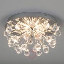 appealing led ceiling light theodora
