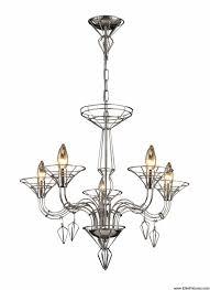 25 height 5 light 1 tier wireframe candelabra style chandelier 23001 5 elite fixtures