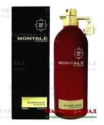 Montale (Монталь) <b>MONTALE Sliver Aoud</b> edp (Монталь Сильвер ...