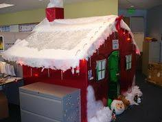 christmas office decorating themes. Cubicle Christmas Decorating Ideas | STEP 5: Watch As The Owner Of ( Office Themes S