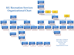 Organizational Chart Ku Recreation Services