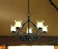 outdoor candle chandelier non electric outdoor electric chandelier outdoor electric chandelier wrought iron candle chandeliers for