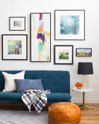 Wall Decoration Ideas, Photo Wall: How to Create, Organize, and Hang a  Gallery Wall | Glamour
