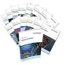 Jeppesen Chart Training Jeppesen Easa Atpl Manuals Complete Set Pilot Training
