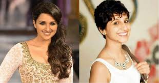 she is a fashion designing student from delhi and has been told by so many people that she looks like bollywood s fireer parineeti chopra