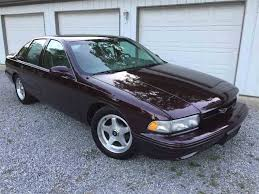 1995 to 1997 Chevrolet Impala SS for Sale on ClassicCars.com