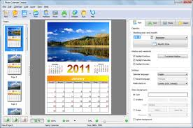 Calendar Creator For Windows 10 Photo Calendar Creator Free Download For Windows 10 7 8 8 1 64