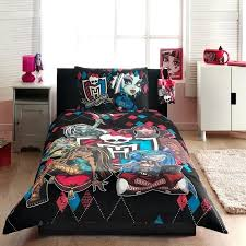 monster high room i on high queen bed full with headboard size of bedroom top