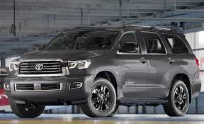 2018 Toyota Sequoia - Overview - CarGurus
