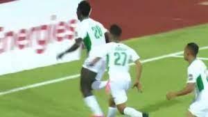 بن مالانجو يضيف هدف الرجاء الثاني ضد شبيبة القبائل بالدقيقة 14.. فيديو –  يوم نيوز