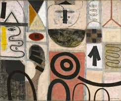 the seer the seer by adolph gottlieb