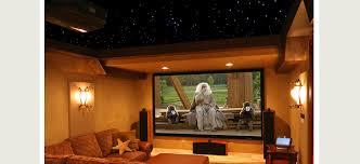 home theater lighting ideas. Fiber Optic Ceiling Lighting Home Theater Ideas