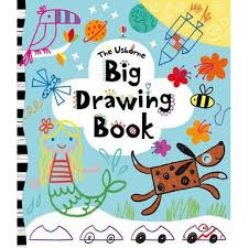 booktopia big drawing book drawing doodling colouring by fiona watt 9781409550297 this book