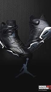 Black Jordan Wallpapers on WallpaperDog