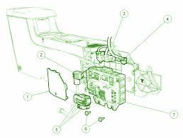 ford econoline fuse box diagram automotive wiring diagrams 2009 mercury mariner dash center fuse box diagram
