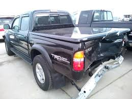 Used Parts 2004 Toyota Tacoma SR5 2WD 3.4L V6 5VZFE Engine | Subway ...