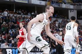 Michigan State Basketball: Matt Costello posterizes in Summer League